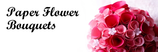 Product Button - Paper Flower Bouquets