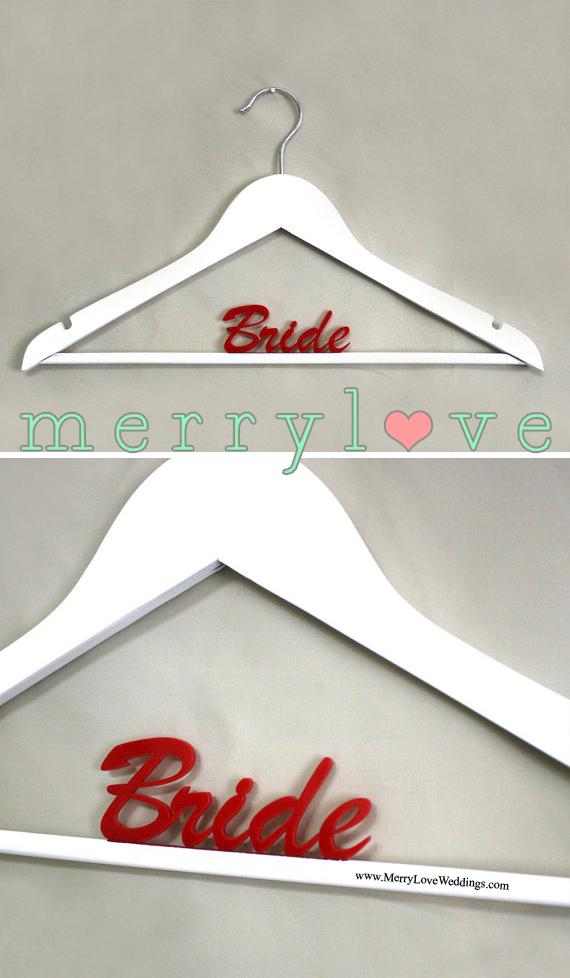 MerryLove Bridal Hanger Bride