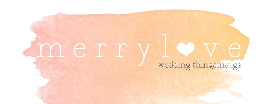 MerryLove: Wedding Things