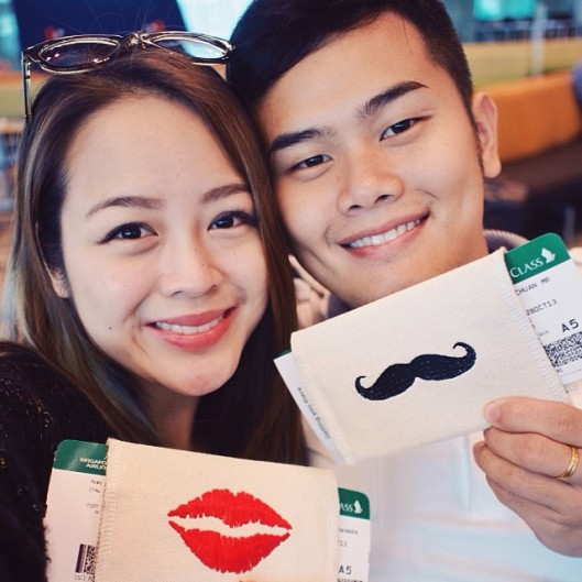 MerryLove Passport Holders - HIS & HERS